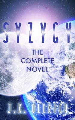 Syzygy Omnibus Cover