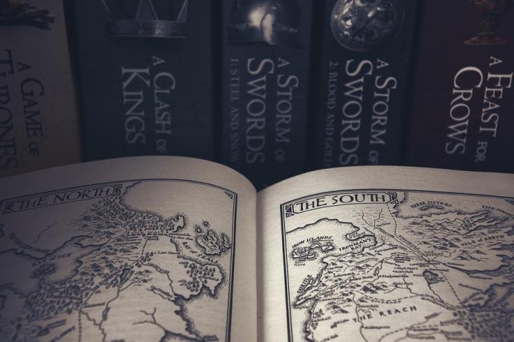 GoT Books